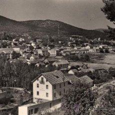 Postales: SAN RAFAEL, SEGOVIA, VISTA PANORÁMICA, EXCLUSIVAS CASA QUINTÍN, 1962. Lote 32000787