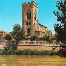 Postales: PALENCIA, TORRE DE SAN MIGUEL - EDICIONES SICILIA Nº 4 - ESCRITA. Lote 32047058