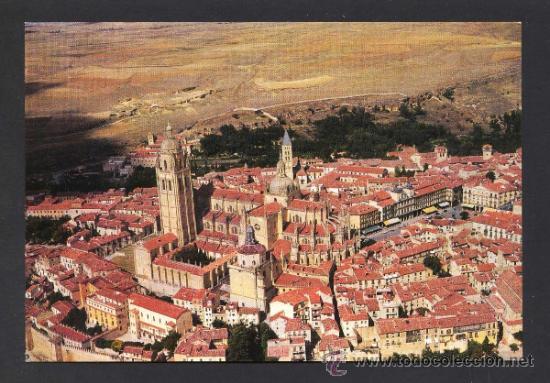 SEGOVIA. *LA CATEDRAL...* ED. M. ROYUELA - ALARDE Nº 312. NUEVA. (Postales - España - Castilla y León Moderna (desde 1940))
