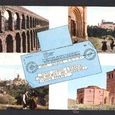 Postales: SEGOVIA. ED. M. ROYUELA - ALARDE Nº 20. CIRCULADA 1963.. Lote 32060276
