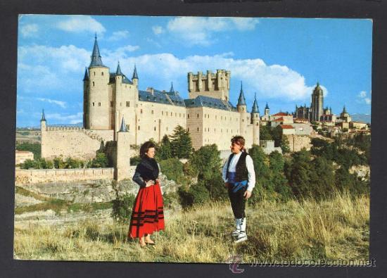 SEGOVIA. *ALCAZAR* ED. M. ROYUELA - ALARDE Nº 12. NUEVA. (Postales - España - Castilla y León Moderna (desde 1940))