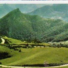 Postales: PUERTO DE SAN GLORIO LEÓN HOGARES DE LA AMISTAD ESCRITA CIRCULADA SELLOS AÑO 1976. Lote 32065858