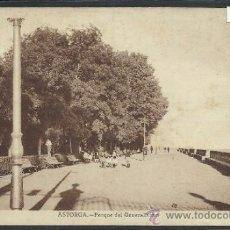Postales: ASTORGA - PARQUE DEL GENERALISIMO - (10.702). Lote 32143839