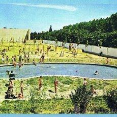 Postales: 5 AGREDA, SORIA. PISCINA INFANTIL. EDICIONES VISTAVELLA., 1969.. Lote 32339969