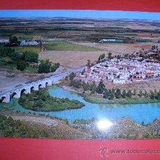 Postales: POSTAL PUENTE DE CABEZON DE PISUERGA -VALLADOLID-. ED SICILIA.. Lote 32588122