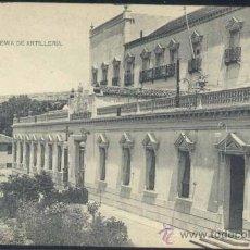 Postales: SEGOVIA.- ACADEMIA DE ARTILLERIA. Lote 32868655