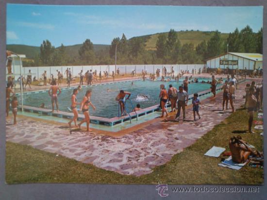 Postal alar del rey palencia piscinas municipal comprar for Piscina municipal arganda del rey
