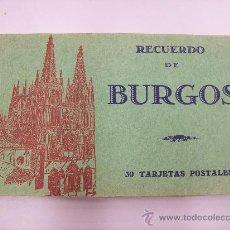Postales: POSTALES BURGOS. Lote 33223708