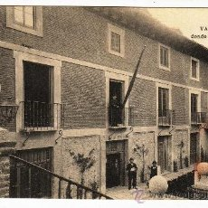 Postkarten - POSTAL VALLADOLID CASA DE CERVANTES - 33407333