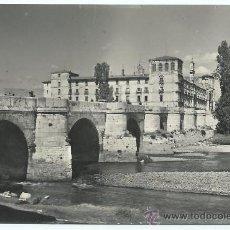 Cartes Postales: LEON.-PUENTE DE SAN MARCOS.-POSTAL FOTOGRAFICA 1961. Lote 33517575
