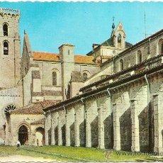 Postales: BURGOS, MONASTERIO DE LAS HUELGAS - GARCIA GARRABELLA - SIN CIRCULAR. Lote 33931024