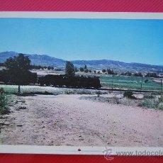 Postales: FOTO POSTAL DE CALZADA DE BUREBA ( BURGOS): VISTA PANORAMICA. Lote 33981673
