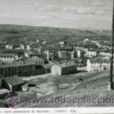 Postales: BELORADO (BURGOS).- BARRIADA DEL PILAR. EDIC. FOTO MONTON DE BILBAO Nº 563.- FOTOGRAFICA.. Lote 34017482