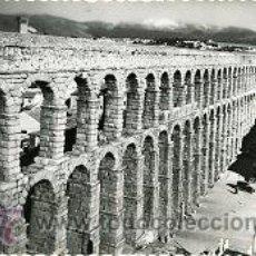 Postales: SEGOVIA.- ACUEDUCTO ROMANO.- EDICIONES DARVI Nº 13.- FOTOGRÁFICA.. Lote 34082942