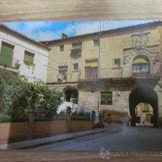 Postales: POSTAL DE TORO ZAMORA. Lote 34155746