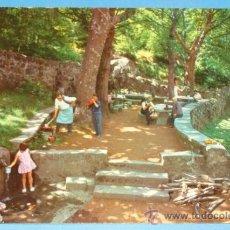 Postales: POSTAL DE BÉJAR, SALAMANCA, CASTILLA LEÓN. AÑO 1970. CALDERILLO EN LA FUENTE DEL LOBO. 283. . Lote 34255731