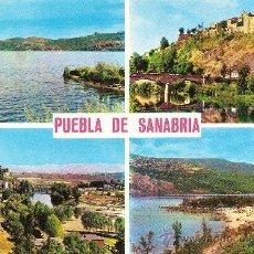 Postales: PUEBLA DE SANABRIA (ZAMORA), VARIAS VISTAS - EDICIONES PARIS - SIN CIRCULAR. Lote 34277300
