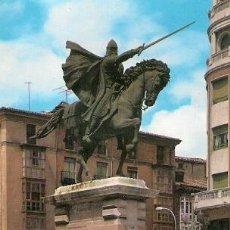 Postales: BURGOS- MONUMENTO AL CID CAMPEADOR. Lote 34300254