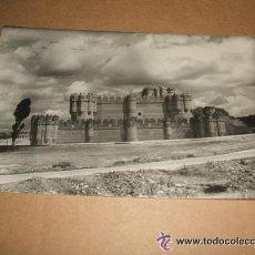 Postales: COCA SEGOVIA CASTILLO EDICIONES ALARDE. Lote 34369521