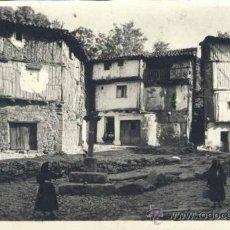 Postales: LA ALBERCA (SALAMANCA).- RINCON TIPICO DE LA ALBERCA. Lote 34540472