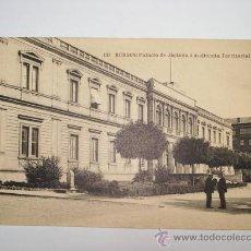 Postales: BURGOS 131 PALACIO DE JUSTICIA O AUDIENCIA TERRITORIAL. Lote 34607546