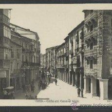 Postales: SORIA - CALLE DEL GENERAL MOLA - FOTOGRAFICA- EDIC. ARRIBAS - (11.733). Lote 34620633