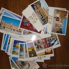 Postales: ESTUPENDO PRECIO LOTE 35 POSTALES DISTINTAS DE LEÓN-NUEVAS, FOT. JOSÉ BAREA- NUEVAS. Lote 34692826