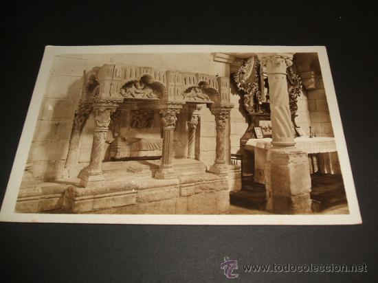 ZAMORA LA MAGDALENA SEPULCRO ED. DEL BAZAR J, Y LIBRERIA RELIGIOSA AÑOS 30 (Postales - España - Castilla y León Antigua (hasta 1939))
