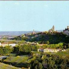 Postales: SEGOVIA - VISTA PARCIAL - M. ROYUELA 1963. Lote 35006299