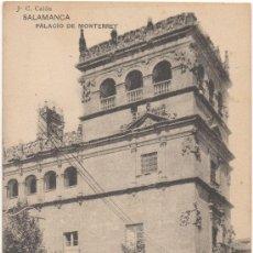 Postales: SALAMANCA.- PALACIO DE MONTERREY.. Lote 35722492