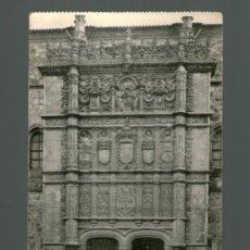 Postales: SALAMANCA - FACHADA UNIVERSIDAD - EDICIÓN THOMAS - POSTAL. Lote 35788215
