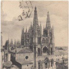 Postales: BURGOS.- LA CATEDRAL. (C.1900).. Lote 35802844