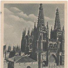 Postales: BURGOS.- LA CATHÉDRALE. (C.1905).. Lote 35803081