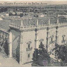 Postales: VALLADOLID.- MUSEO PROVINCIAL DE BELLAS ARTES.. Lote 35838376