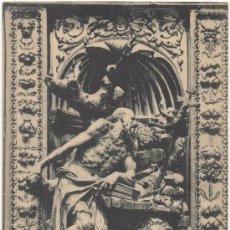 Postales: BURGOS.- CATEDRAL. CAPILLA DEL CONDESTABLE. SAN GERÓNIMO, POR GASPAR BECERRA, SIGLO XVI.. Lote 35838503