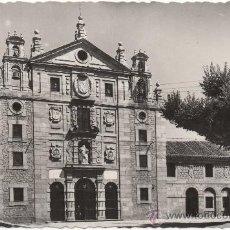 Postales: ÁVILA.- FACHADA PRINCIPAL DEL CONVENTO DE SANTA TERESA.. Lote 35938956