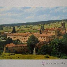 Postales: POSTAL DE ABADIA DE SANTO DOMINGO DE SILOS (BURGOS)-12- (VISTABELLA, SIN CIRCULAR, AÑOS 70 APROX). Lote 36038204
