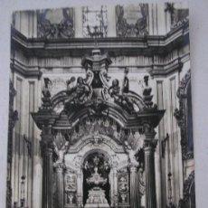 Postales: POSTAL DE ABADIA DE SANTO DOMINGO DE SILOS (BURGOS)-33- CAPILLA ... (ED SICILIA, AÑOS 70 APROX). Lote 36038253