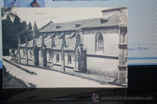 SEGOVIA (Postales - España - Castilla y León Antigua (hasta 1939))