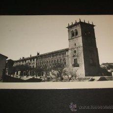 Postales: SORIA PALACIO DE LOS CONDES DE GOMARA POSTAL FOTOGRAFICA LIBRERIA DE E. DE LAS HERAS. Lote 36287814