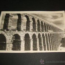 Postales: SEGOVIA ACUEDUCTO ROMANO. Lote 36295219