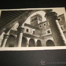 Postales: SEGOVIA CONVENTO DEL PARRAL. Lote 36295221