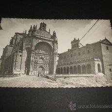 Postales: SALAMANCA FACHADA PRINCIPAL DE LA IGLESIA DEL CONVENTO DE SAN ESTEBAN. Lote 36299571