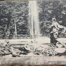 Postales: JARDINES DE LA GRANJA,1928. Lote 36328104