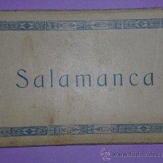 Postales: SALAMANCA. CARNET POSTAL CON 10 VISTAS. Lote 36407945