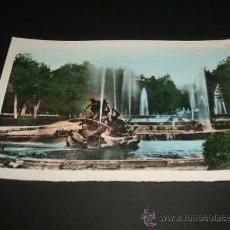 Postales: LA GRANJA SEGOVIA FUENTE DE APOLO. Lote 36928526