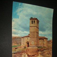 Postales: SEGOVIA IGLESIA DE LOS TEMPLARIOS. Lote 36948304