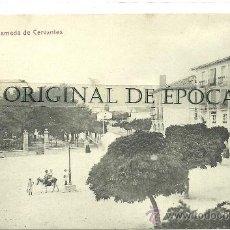 Postales: (PS-32327)POSTAL DE SORIA-ALAMEDA DE CERVANTES. Lote 74217781
