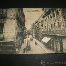 Postales: VALLADOLID CALLE DE LA CONSTITUCION POSTALES MONTERO. Lote 37335034