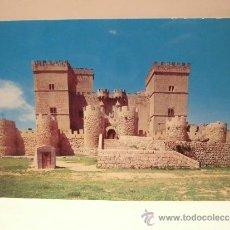 Postales: Nº 1.AMPUDIA(PALENCIA) VISTA GENERAL DEL CASTILLO(SIGLO XIII) EDICIONES INTER . Lote 38060801